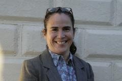 Alexandra Salcedo, Nutrition Center Coordinator